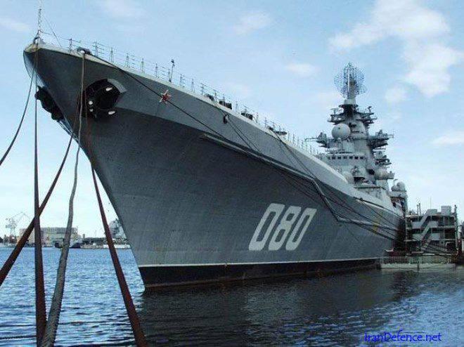 Direttore generale di Sevmash: il lavoro di ammodernamento dell'ammiraglio Nakhimov rientra nel programma