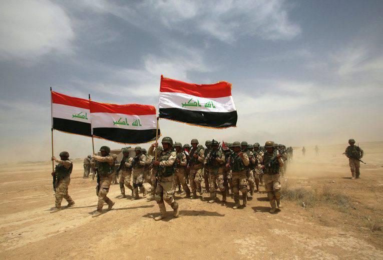 La coalition occidentale ne nie pas qu'une des frappes aériennes pourrait entraîner la mort des troupes irakiennes