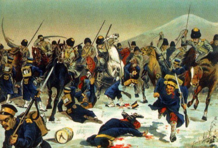 コサック分離主義の危機