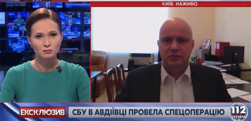 乌克兰安全局特别行动的规模令人印象深刻:在Avdiivka,100因涉嫌参与恐怖主义而被拘留......