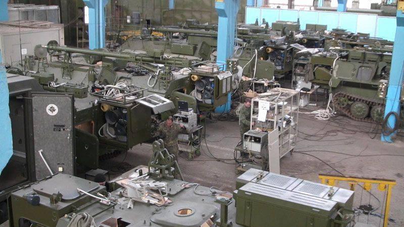 ZVO में पहली अनुसंधान और उत्पादन कंपनी टैम्बोव में बनाई जा रही है