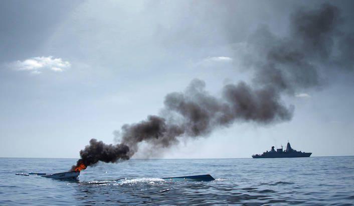 """Perspectives du """"blocus maritime"""" de la Crimée"""
