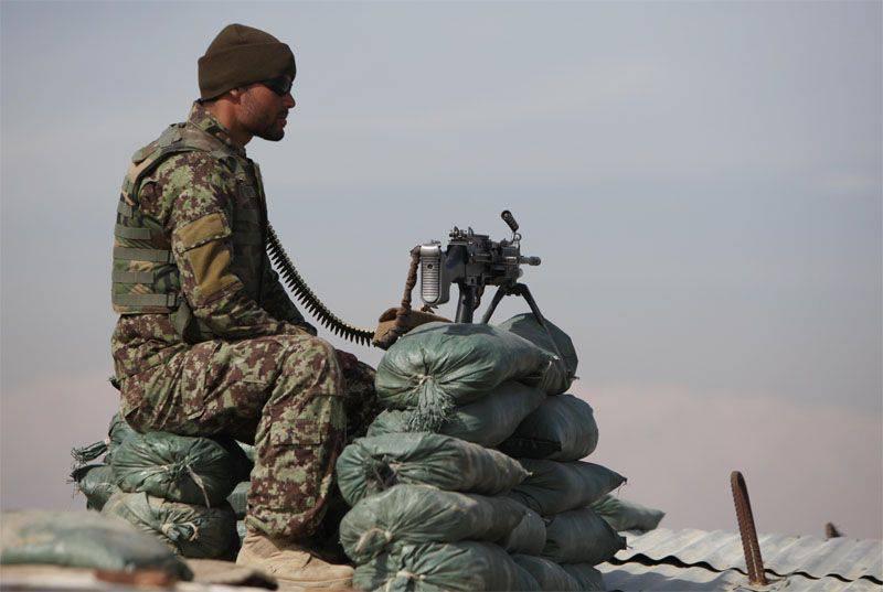 Taliban, Afganistan'daki ABD Bagram Üssü yakınındaki terörist saldırının sorumluluğunu üstlendi