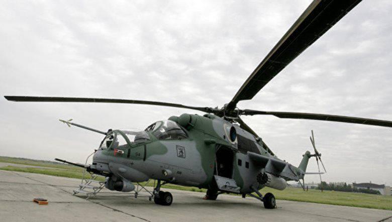 러시아 국방부, 헬리콥터로 아르메니아 러시아 기지 강화