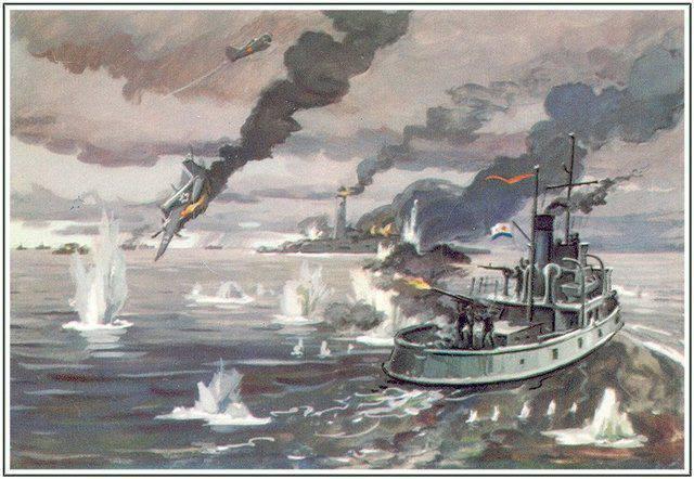 Die Rolle der sowjetischen Luftfahrt beim Scheitern der Operation Brasilien