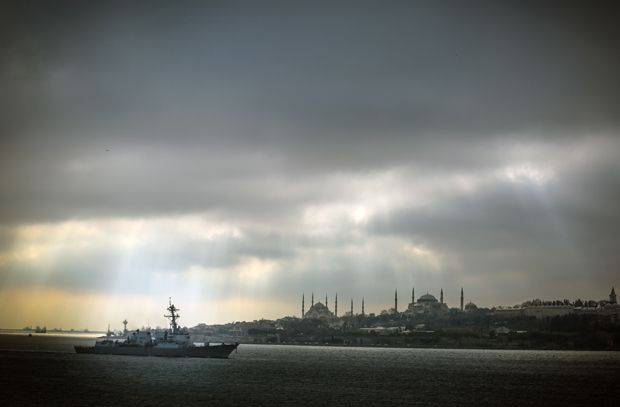 Is there a new Russian-Turkish war?