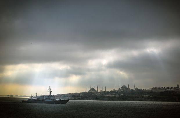 새로운 러시아 - 터키 전쟁이 있습니까?