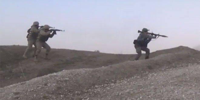 Zusammenfassung des Fortschritts der Terrorismusbekämpfung der syrischen Regierungsarmee