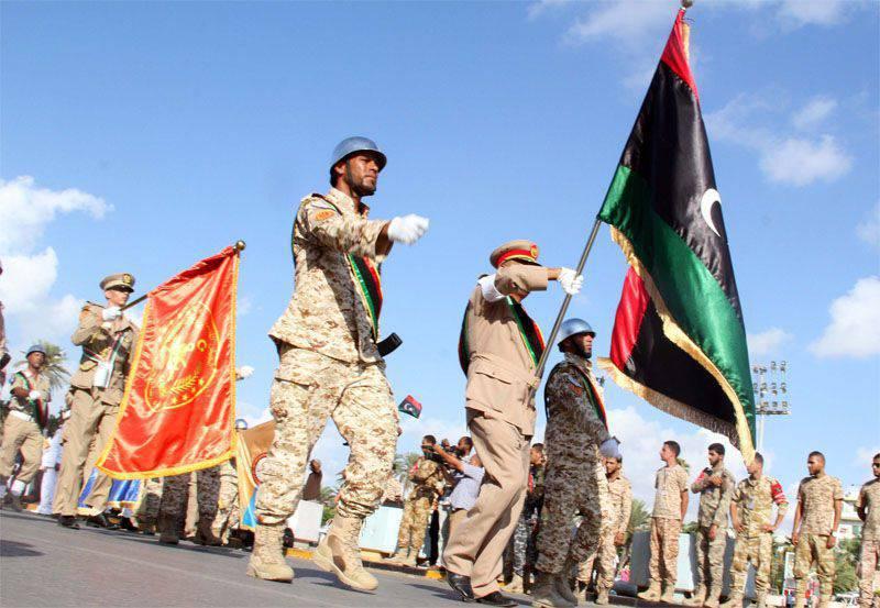 왜 리비아 대표단은 러시아에 도착합니까?