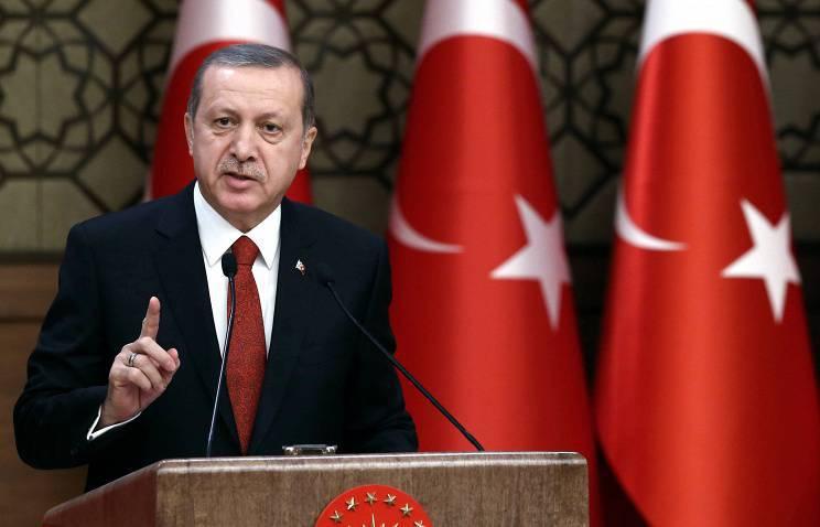 Erdogan wants to negotiate