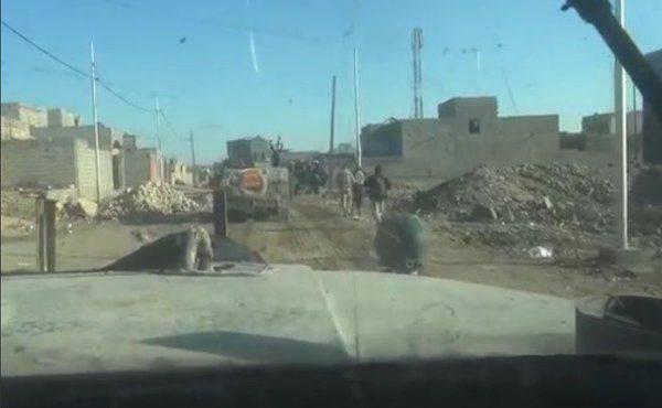 이라크 군과 민병대, 라마디 폭행 개시