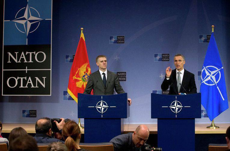 黑山政府收到了对北约的正式邀请