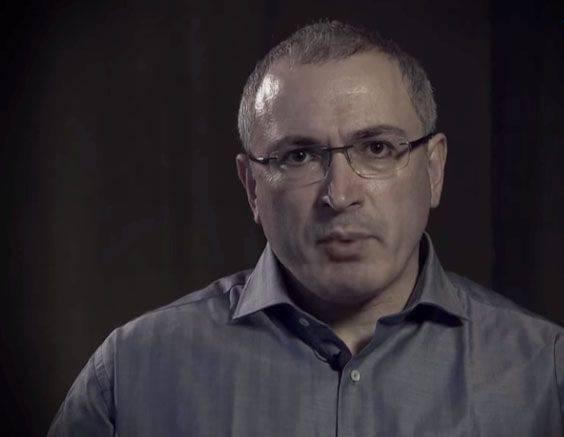 Khodorkovsky is on the international wanted list