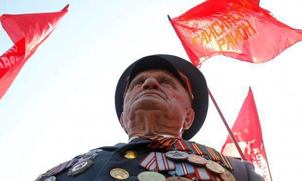ソビエトの攻撃