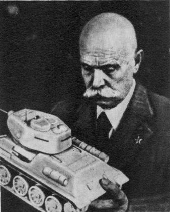 Como a arma da vitória foi cozida - T-34 em Nizhny Tagil