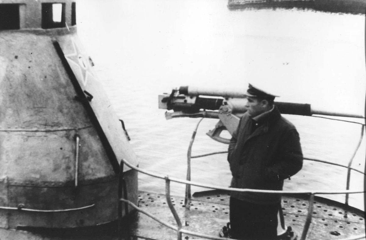 подводная лодка командование