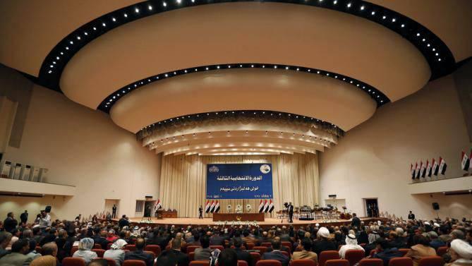 """Das irakische Parlament präsentierte ihre Version, warum die Saudis eine """"islamische Anti-Terror-Koalition"""" gebildet haben"""