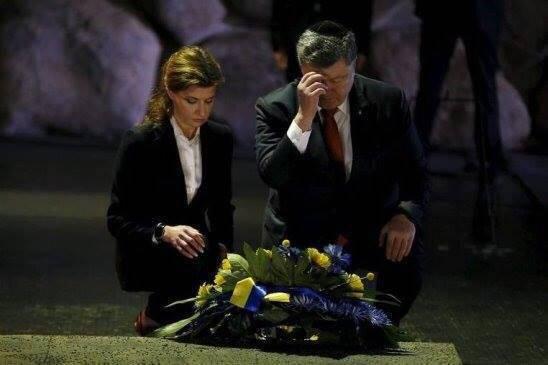 """Poroshenko en la Knesset: cómo convertirse en una """"Bandera kosher"""" y sentarse en todas las sillas a la vez"""