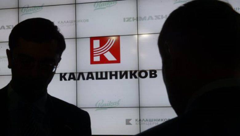 Die Aktivitäten des Kalaschnikow-Konzerns werden durch US-Sanktionen nicht beeinträchtigt