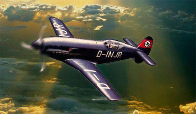 Messerschmitt Me.209. Il detentore del record, non ha soddisfatto le aspettative della Luftwaffe