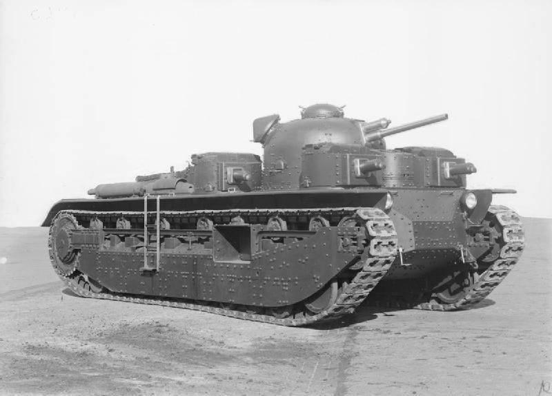 """Tank """"Six Zones"""""""