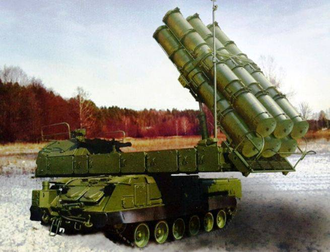 Leonov: military air defense equipment has been updated by 35% this year