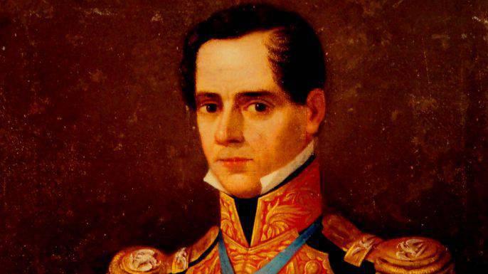 """""""Napoleón del Oeste"""". Antonio López de Santa Anna"""