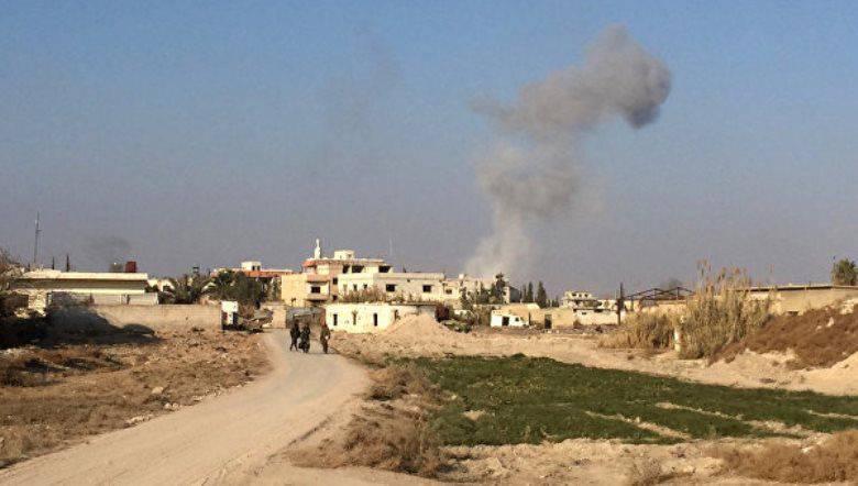 Suriye Havacılık en yetkili çetelerden birinin liderini ortadan kaldırdı.
