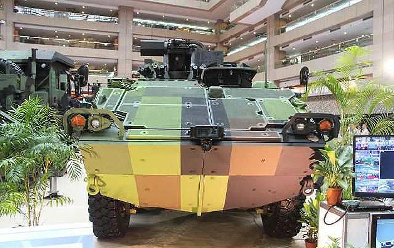 대만은 Cloud Leopard 장갑 차량을위한 만능 카메라 시스템을 개발했습니다.