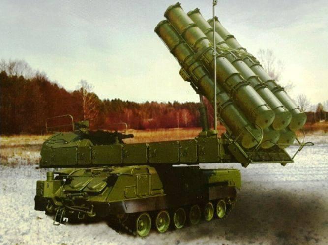 Leonov parla di un razzo unico per Buk-M3 e non solo