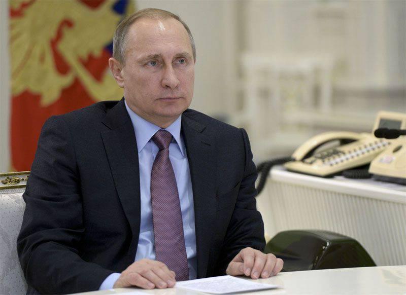 Vladimir Putin fez alterações no decreto sobre sanções contra a Turquia, apertando as restrições econômicas