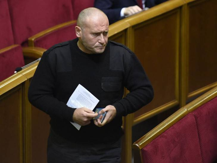 "Where did Moorr Yarosh go, or ""Renounce the old myth""?"