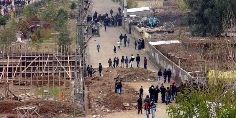 Die Opfer der Operation der türkischen Sicherheitskräfte im Südosten des Landes am Vorabend zweier Kinder