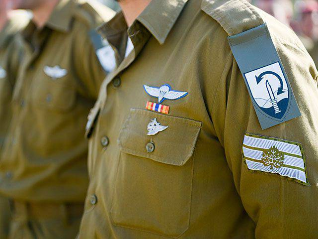 IDF replenished with a new special forces brigade