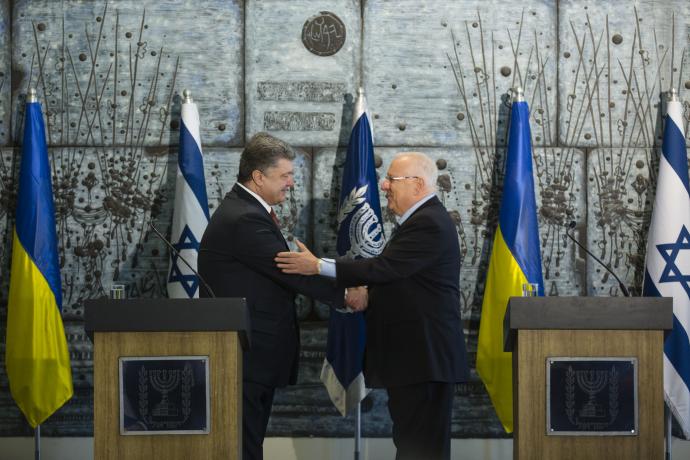 In Israel nicht überrascht von der wachsenden Zustimmung der ukrainischen Behörden zu NS-Verbrechen