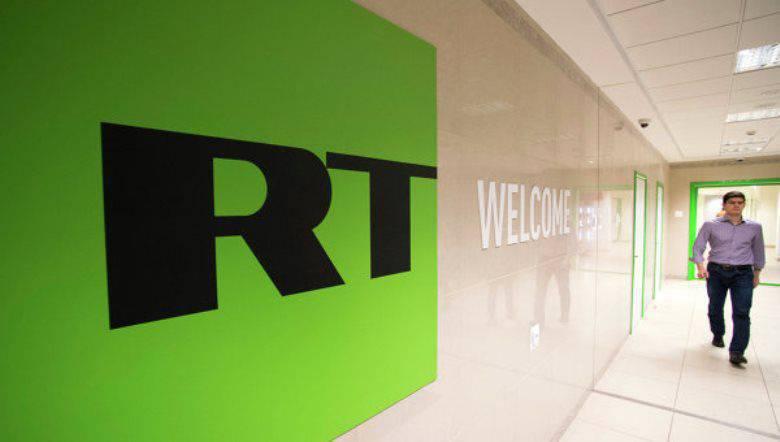 Media: i deputati statunitensi ammettono che RT vince la guerra dell'informazione