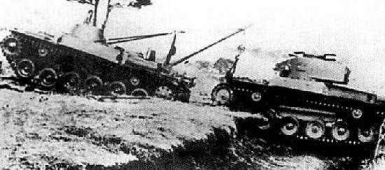 Vehículos de ingeniería japoneses de la segunda guerra mundial. Visión general