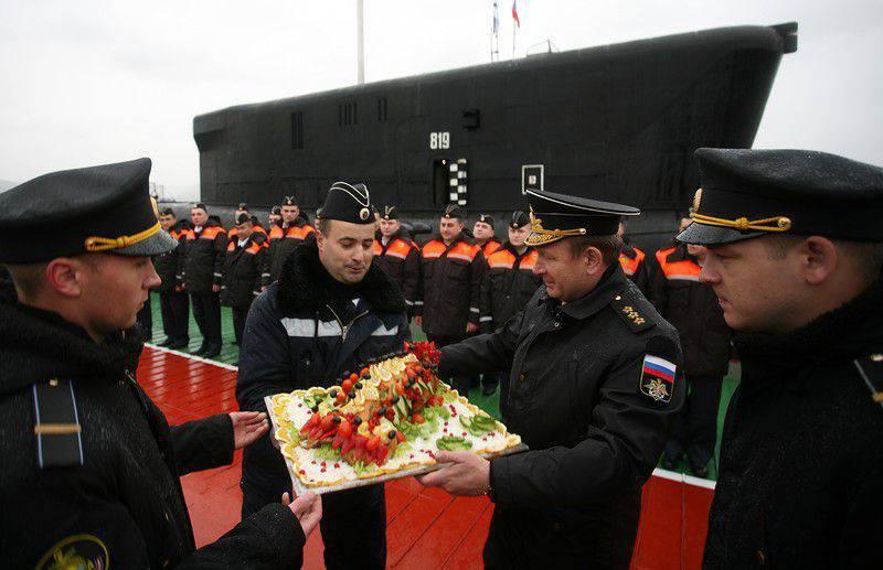 Un breve resumen del año pasado en la flota submarina de nuestro país.