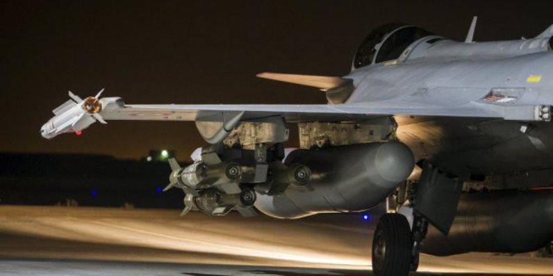Medya: Fransız Hava Kuvvetleri Halifeliğe karşı mücadelede mütevazı sonuçlara sahip