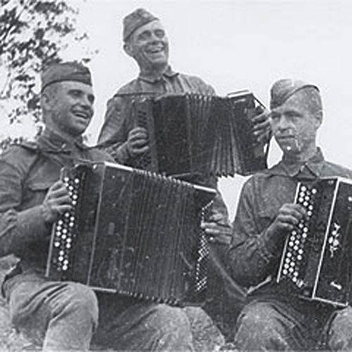 手风琴在战争中