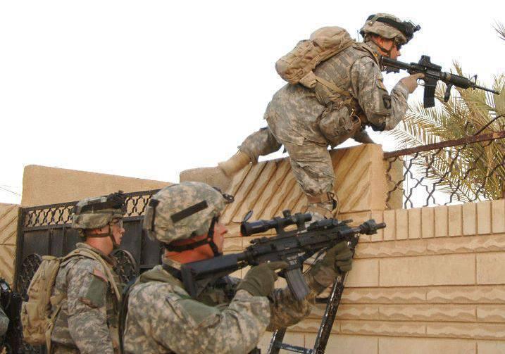 General americano sobre a necessidade de preparar o exército para batalhas urbanas