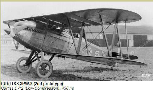 Glen Curtiss First Falcon