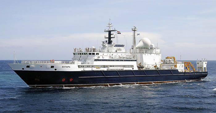 """""""Yantar"""" dan Atlantik Odyssey Amerika'yı kulaklarına geçirdi"""