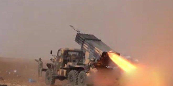 सीरिया की सरकारी सेना ने डेरा प्रांत में प्रमुख सैन्य स्थल पर नियंत्रण कर लिया