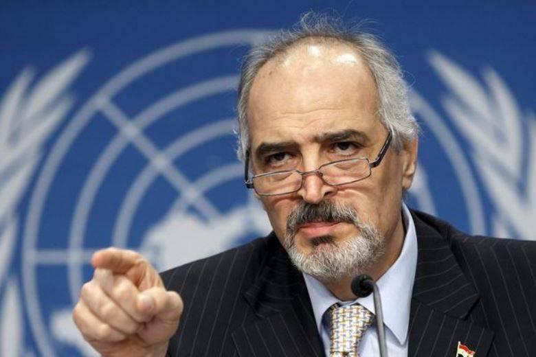 Suriye'nin BM Daimi Temsilcisi, Türkiye'nin Suriye ihtilafındaki rolünden bahsetti.