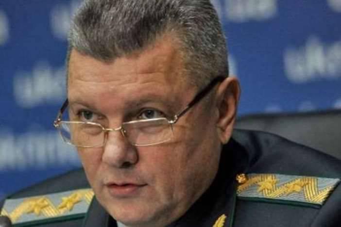 Nazarenko:对边界的控制权将是2016 g中乌克兰最好的礼物