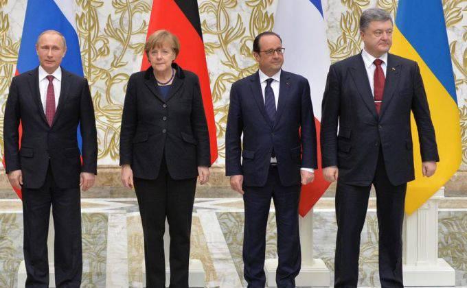 Действия Минских соглашений решили продлить ещё на год