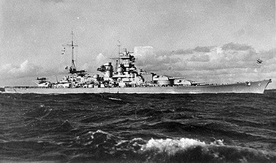 ケープノースケープを撃退する25-26 12月1943