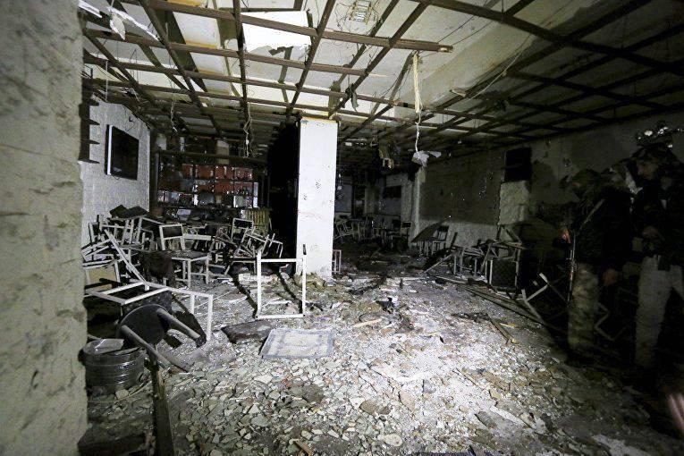 Attacco terroristico nella città siriana di Kameshli, più di 10 persone sono morte
