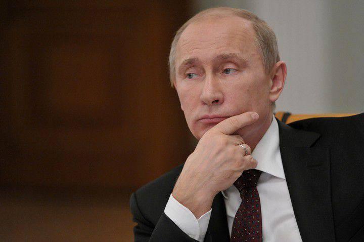 これは「プーチンのロシア」ではありません - これは「プーチン - ロシア」です
